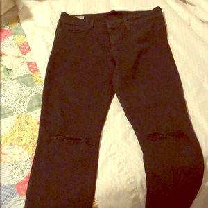Joe's black jeans size 27